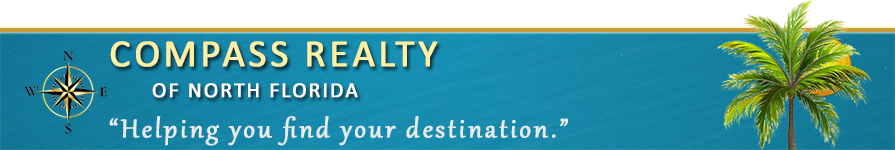 Website Header - Compass Realty of North Florida, Tammy Bryan